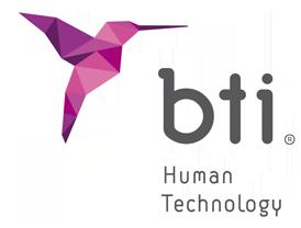 BTI Human Technology certifikat